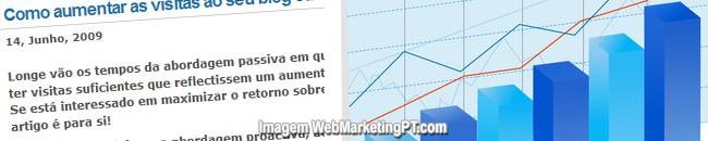 Como aumentar as visitas ao seu blog ou site