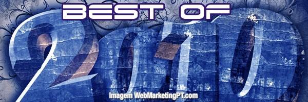 O Melhor do Web Marketing em 2010