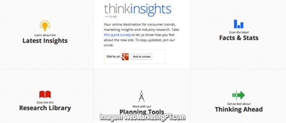 google think insights Google analytics gives you the tools you need to better understand your customers you can then use those business insights to take action, such as improving your website, creating tailored audience lists, and more.