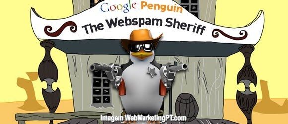 google pinguim