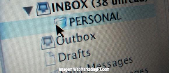 Caixa de Email